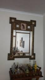Espelho em bronze