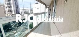 Apartamento à venda com 2 dormitórios em Praça da bandeira, Rio de janeiro cod:MBAP24846
