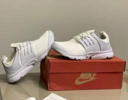 Nike presto feminino e masculino