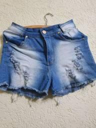 Short Jeans tamanho 42