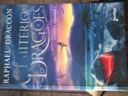 Livro Cemitério de Dragões - Legado Ranger 1
