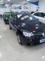 Renault clio autentic 2014 2 portas manual