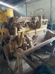 Motor Caterpillar - Trator D8