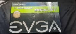 Placa de vídeo Nvidia Geforce 9800GT 1gb DDR3 PCI-E 2.0