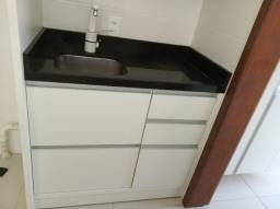 Móveis cozinha + balcão mármore