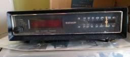Rádio Relógio Antigo Semp oferta 100,00