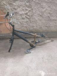 Quadro bicicleta caloi