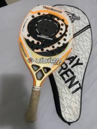 Raquete de Beach Tennis Vision Top Carbon