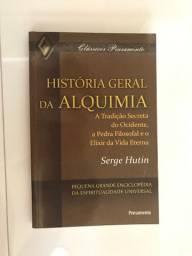 [LIVRO] História geral da Alquimia