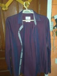 Camisa Manga Longa Tam 1.