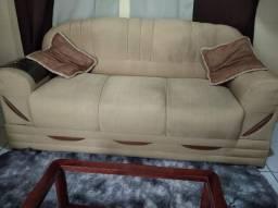 Jogo de sofá usado ótimo estado
