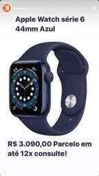 Apple Watch série 6 44mm Azul (GPS)