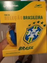 Fone seleção Brasileira