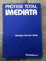 Livro Prótese Total Imediata