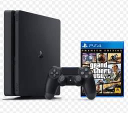 Vendo PlayStation 4 usado 4 vezes