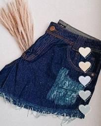 Short Jeans Destroid