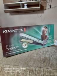 Prancha De Cabelo Remington Shine Therapy No Precinho