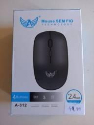 Mouse sem fio Technology