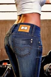 Atacado 10 calças jeans