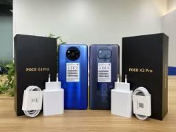 Xiaomi Poco X3 Pro 8GB Ram 256 Memória Interna + Nota Fiscal - Pronta entrega!