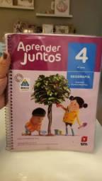 Livros 4° ano Portal do Saber e outras escolas.