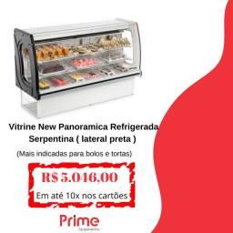 VITRINE NEW PANORÂMICA DIVERSOS MODELOS