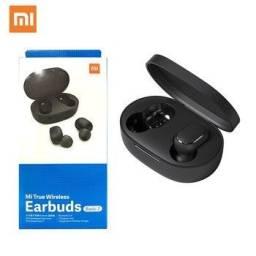 Fone Bluetooth Xiaomi Mi True Wireless Earbuds Basic 2 Preto