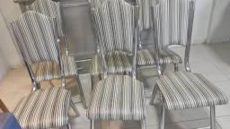 Cadeiras 6 peças