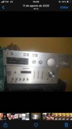 Caixa de som +amplificador