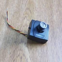 Micro câmera analógica com 480 Linhas de resolução usada