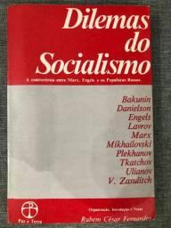 Livro Dilemas do Socialismo, A controvérsia entre Marx, Engels e os Populares Russos vol49