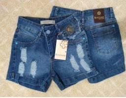 Ecocharm shorts da coleção nova