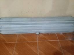 Porta de Aco Comercial 2,50m X 1,84m