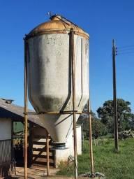 silo para armazenagem de graos