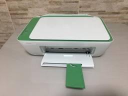 Impressora hp nunca usada com cartuchos