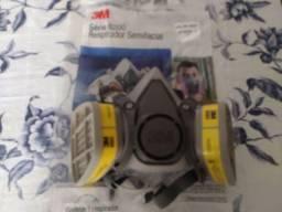 Respirador Semifacial. 3M