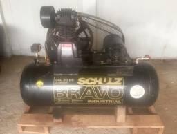 Compressor schulz bravo 20 pés
