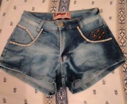 Shorts tam 40