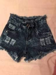 Short jeans, nunca usado