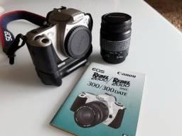 Câmera Canon EOS Rebel 2000 antiga