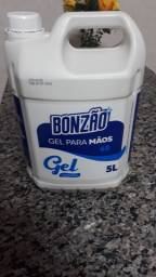 Álcool em gel 5 L
