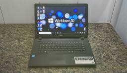 Notebook com ssd120g,  4g