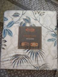 Jogo de Cama Casal - Lepper Premium 100% algodão