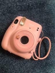 Câmera polaroid
