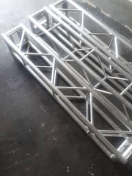 Box truss de alumínio