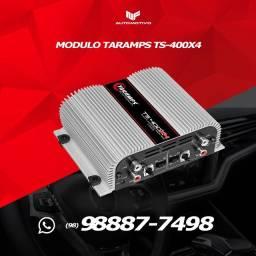 Módulo Amplificador TS400 watts Classe D 4 canais 100W RMS