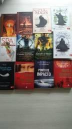 Livros - títulos diversos