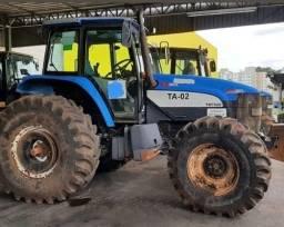 New Holland TM 7020 - 12/12 (Único Dono)