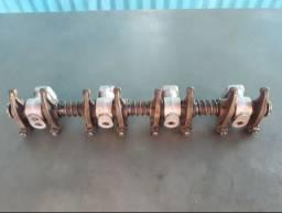 Eixo Balanceiro Completoempilhadeira Original Nissan H20azul