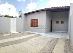 Casa plana com 2 quartos no Ancuri em Itaitinga